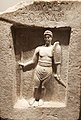 Gladiador Gladiator tombstone, year 50-100 Smyrna.jpg