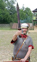 Roman Military Personal Equipment Wikipedia