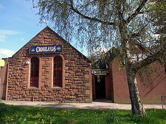 North Kelvinside - Image: Glasgow. North Kelvinside. Crosslands. 182 Queen Margaret Drive