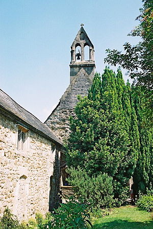 Glastonbury - Magdelene Chapel