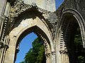Glastonebury - Abbey ruins 1184-153903.jpg