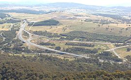 Glenloch Interchange, Canberra, November 2012.jpg