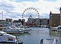 Gloucester Docks - Victoria Basin - geograph.org.uk - 1559527.jpg