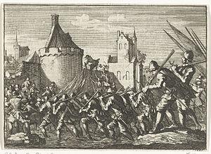 Goch - Image: Goch 1625