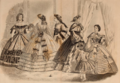 Godey's Lady's Book (1861) - A CONSULTATION.png