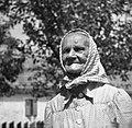 Godina Marija, dobra pripovedovalka (77 let), Dolenja Stara vas 38 1952.jpg