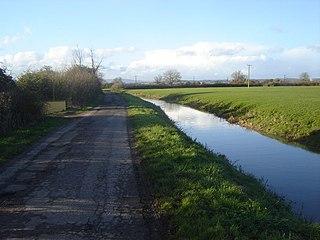 Caldicot and Wentloog Levels coastal plain and wetland area of Monmouthshire, United Kingdom