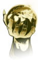 Golden Earth Globe by DraGoth.png