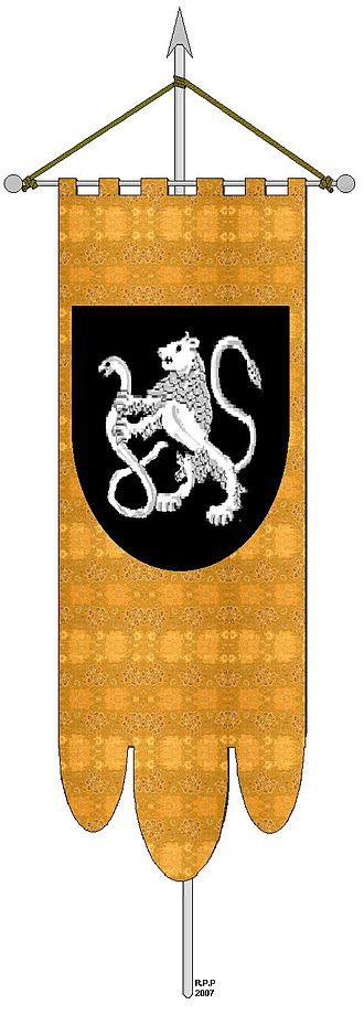 Crognaleto - Gonfalone of Senarica
