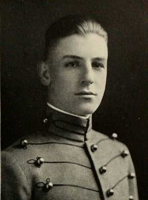 Gordon Byrom Rogers - Rogers as a West Point Cadet.  From the 1924 USMA Yearbook.
