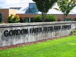 Gordon Faber - The Gordon Faber Recreation Complex