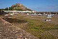 Gorey Jersey Mount Orgueil and Harbour.jpg