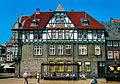 Goslar, Historischer Marktplatz - (Analogaufnahme von 1991 - Minolta 7xi) (12383398435).jpg