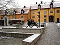 Gotlands Museum (Fornsalen) innergården + logga (5).JPG