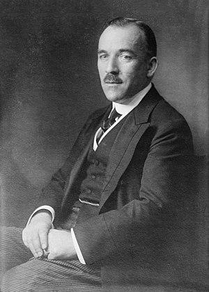 Gottlieb von Jagow - Gottlieb von Jagow circa 1915