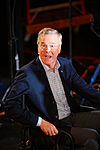 Governor of Florida Jeb Bush, Announcement Tour and Town Hall, Adams Opera House, Derry, New Hampshire by Michael Vadon 17.jpg