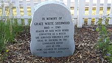 Grace White Sherwood