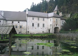 Bistra, Vrhnika - Bistra monastery