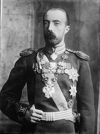 Grand Duke Michael Mikhailovich of Russia - Image: Grand Duke Michael Mikailovich of Russia