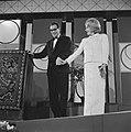 Grand Gala du Disque populier in Kurhaus te Scheveningen Bomans en Marlene Dietr, Bestanddeelnr 915-6287.jpg