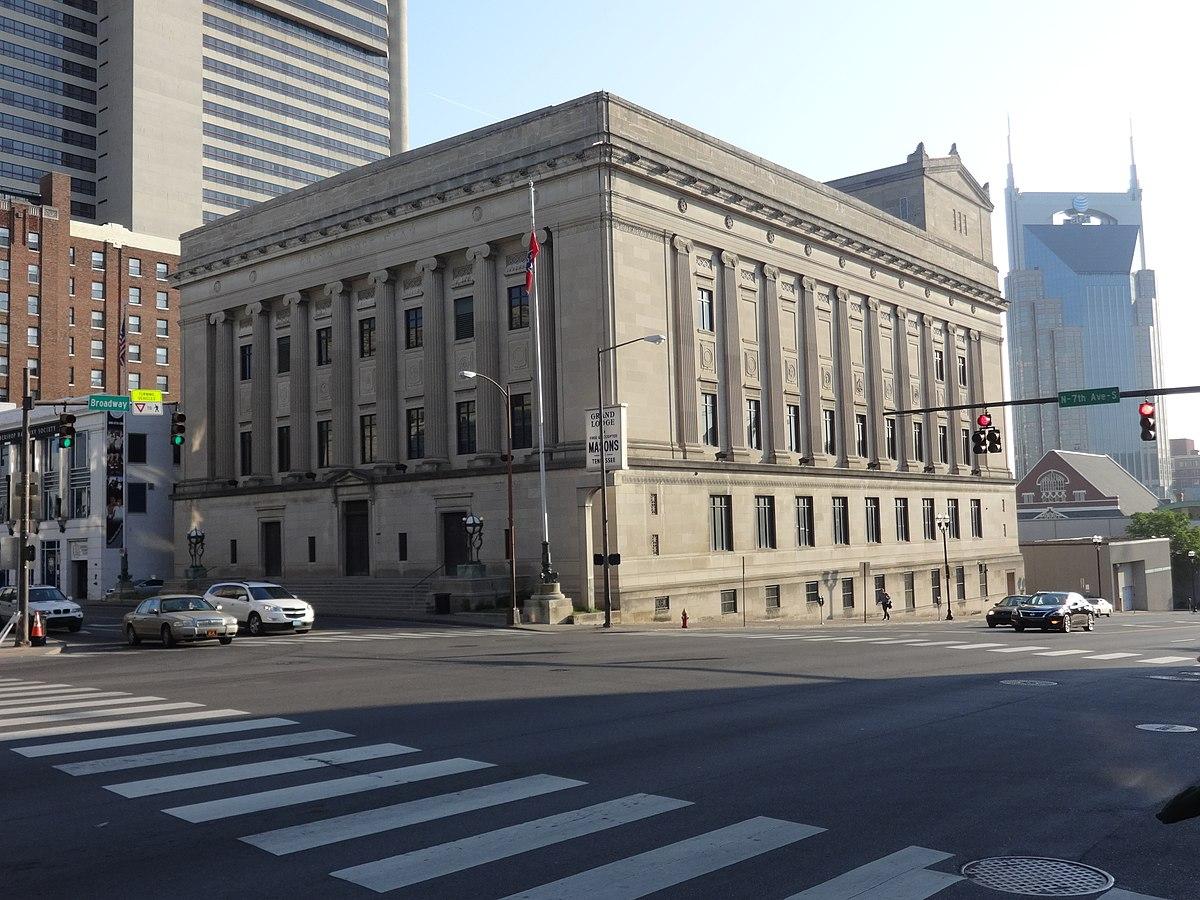 Grand Lodge Of Tennessee Wikipedia