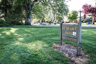 Grant Park, Portland, Oregon - Grant Park