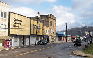 Grantsville, West Virginia Town in West Virginia, United States