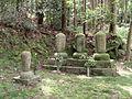Graveyard - Homyoin Temple - Otsu, Shiga - DSC07593.JPG