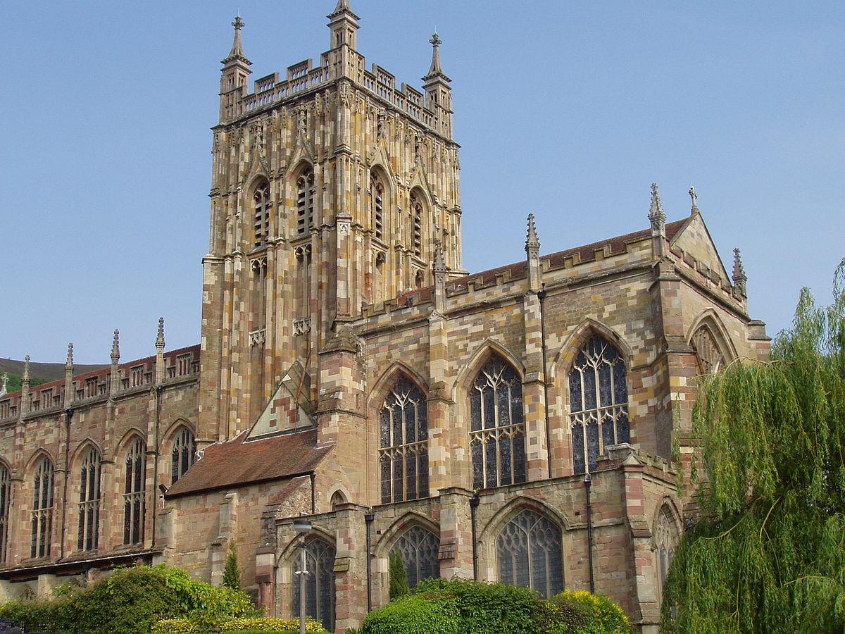 Great Malvern Priory Wikipedia