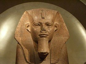 Great Sphinx Tanis Louvre A23 - close-up.jpg
