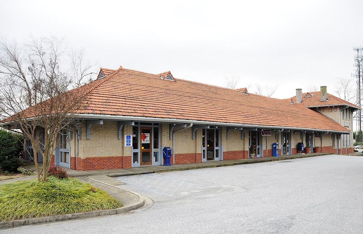 Greer Depot Wikipedia