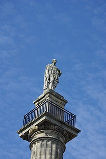 Greys Monument