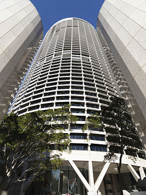 Grosvenor Place (Sydney) - Grosvenor Place tower