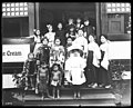 Group of children of different ethnicities, Alaska-Yukon-Pacific Exposition, Seattle, 1909 (MOHAI 4202).jpg