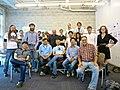 Group photo WMF product development offsite 2013.jpg
