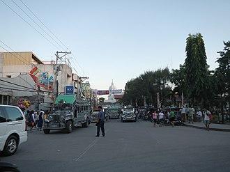 Guagua, Pampanga - Downtown area