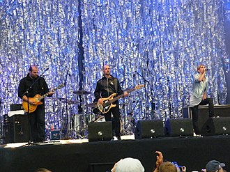Guano Apes - Guano Apes on stage in the Netherlands, 2009