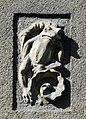 GuentherZ 2009-08-14 0848 Wien12 Volksbad Ratschkybad Relief Frosch.jpg