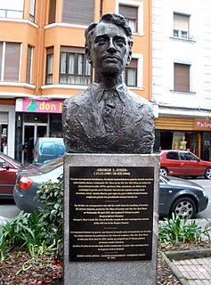 George Steer South African-born British journalist