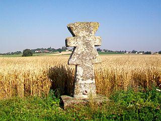 croix pattée de Guiry-en-Vexin