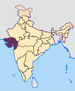 Gujarat in India.png