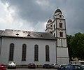 Guntersblum Seitenansicht evangelische Kirche 2011.JPG