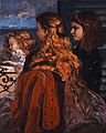 Gustave Courbet - Three Young Englishwomen by a Window - Google Art Project.jpg