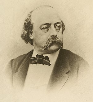 Modest Mussorgsky - Gustave Flaubert. Mussorgsky started an opera based on his Salammbô but did not finish it.