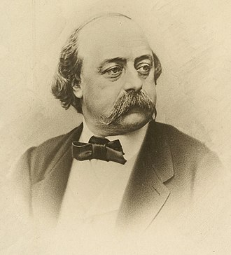 Modest Mussorgsky - Gustave Flaubert. Mussorgsky started an opera based on his Salammbô but did not finish it.