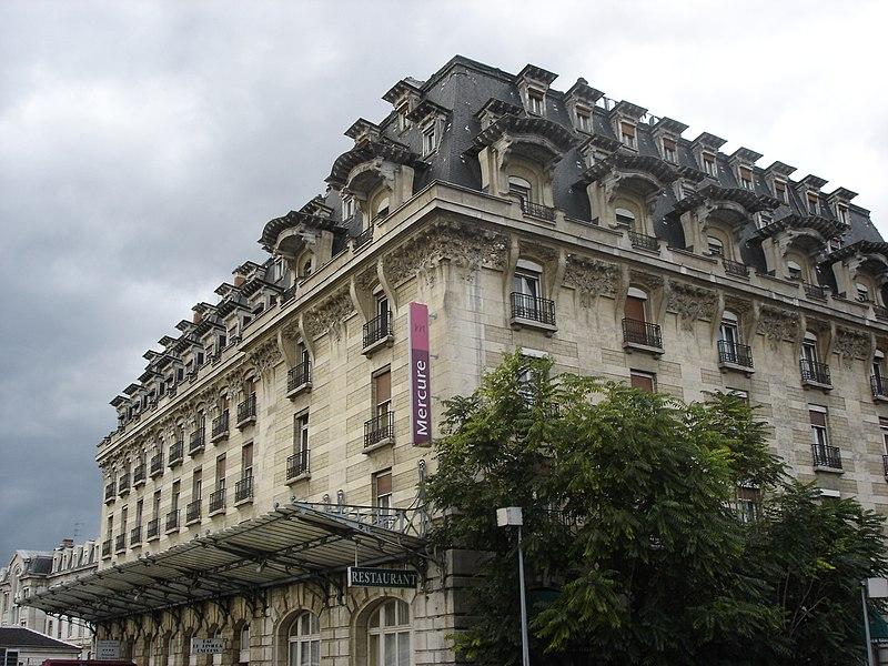 Hotel Terminus Gare De Lyon Paris