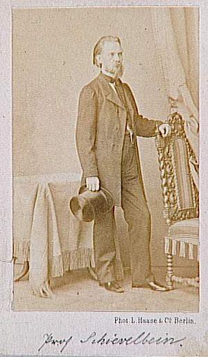 Hermann Schievelbein - Image: H Schievelbein