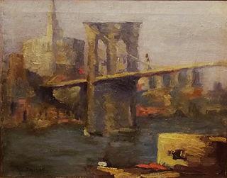 Hobart Nichols American painter