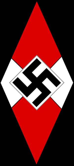 English: emblem of the Hitler Youth