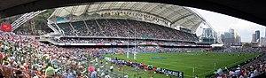 2009 Hong Kong Sevens - Hong Kong Stadium
